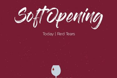 【 Red Tears Soft Opening Today!】