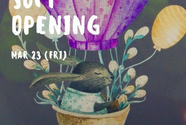 【Cafe 52: Soft Opening on 23 March 2018】
