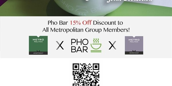 Metropolitan Lifestyle Group X PHO BAR