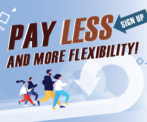 【MetroWorkspace: Pay Less & More Flexibility】